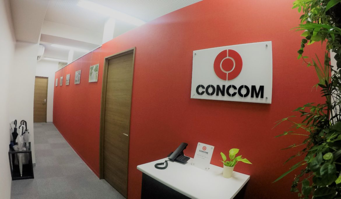 New Concom Tokyo Office