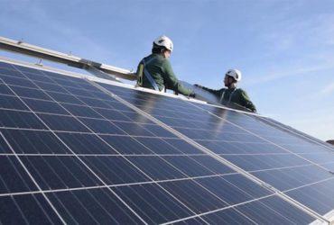 Instalación solar fotovoltaica para autoconsumo de 10,05 kW, en nave industrial de Santa Perpetua de Mogoda