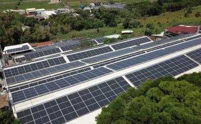 Instalación solar autoconsumo Miaoli, TW (vídeo)