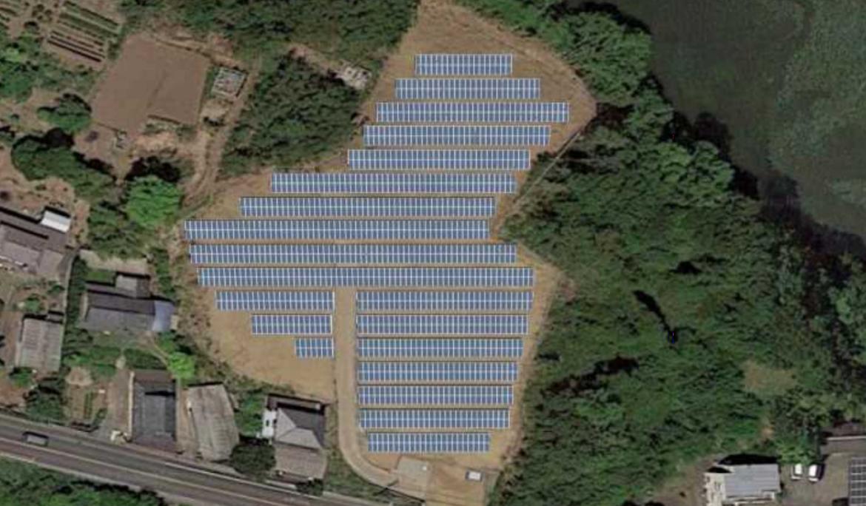 Proyecto Saitama (Japón) de 600 Kw