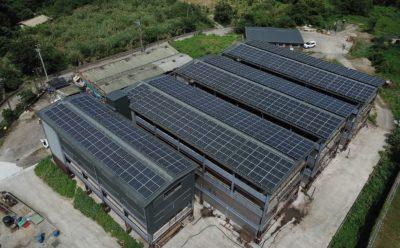 Proyecto Yilan (TW) de 190 Kw