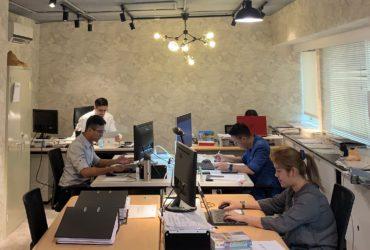 Nuevas oficinas en Taiwan